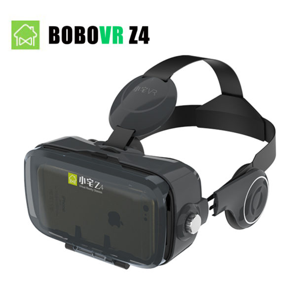 797b4691648 (Ship From US) BOBOVR Z4 and Z4 MINI 120 Degrees FOV 3D Virtual Reality  Headset 3D Glasses Movie Video VR BOX with Headphone – Online Shopping at  Select ...